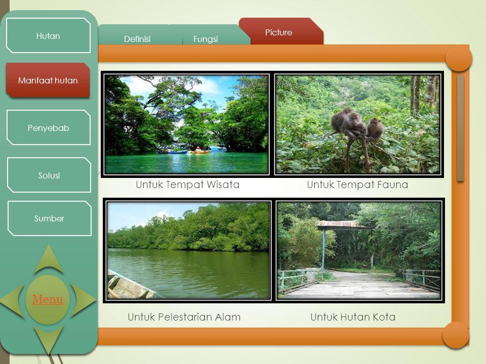 Untuk Tempat Wisata Untuk Tempat Fauna