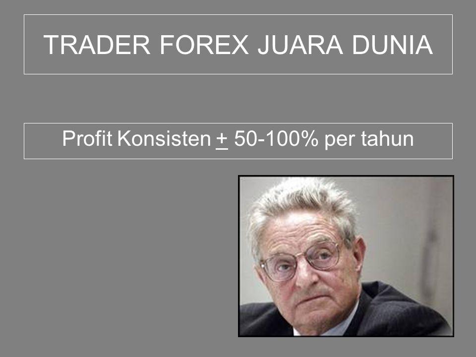TRADER FOREX JUARA DUNIA