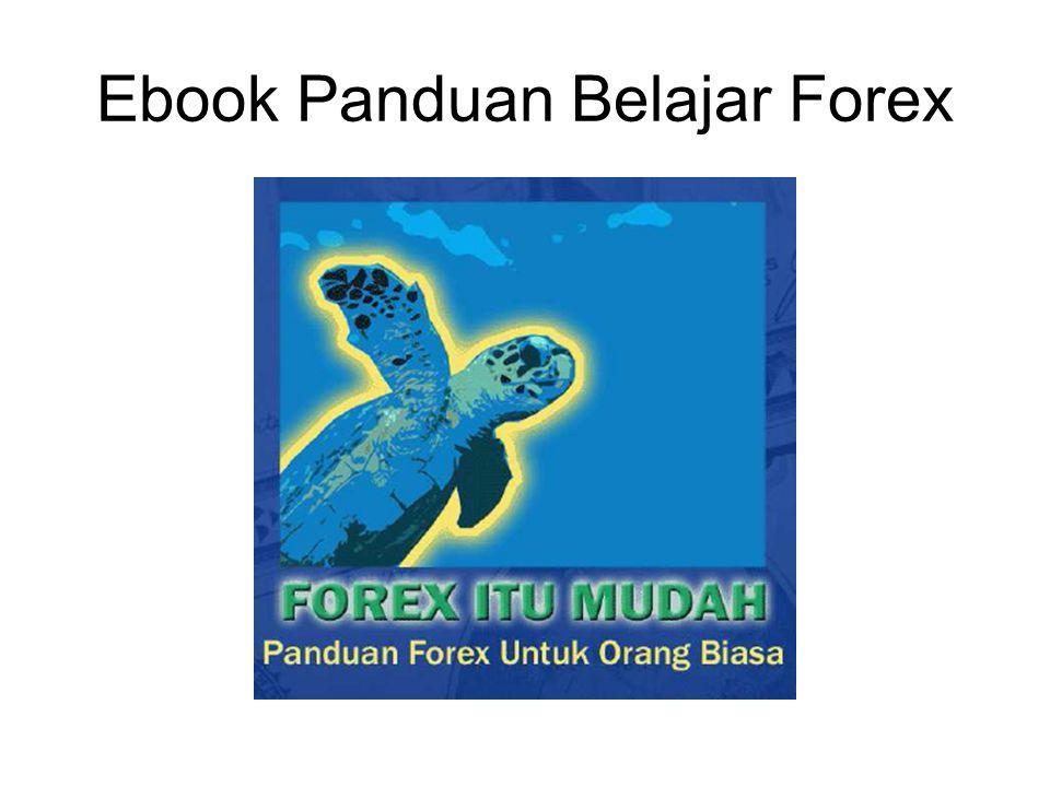 Ebook Panduan Belajar Forex