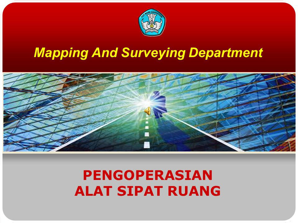 Mapping And Surveying Department