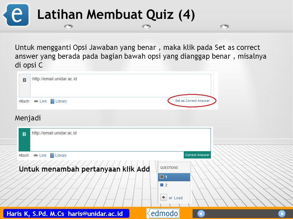 Latihan Membuat Quiz (4)