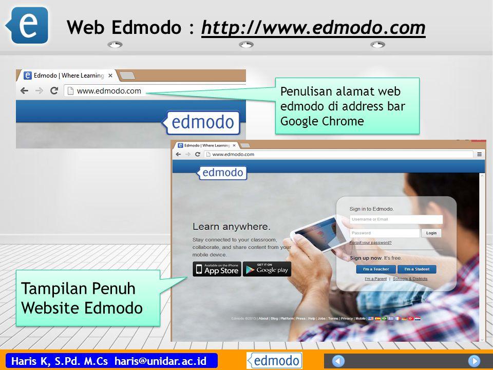 Web Edmodo : http://www.edmodo.com