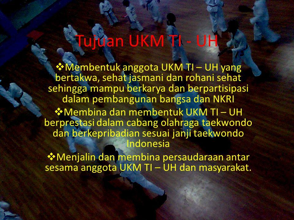 Tujuan UKM TI - UH