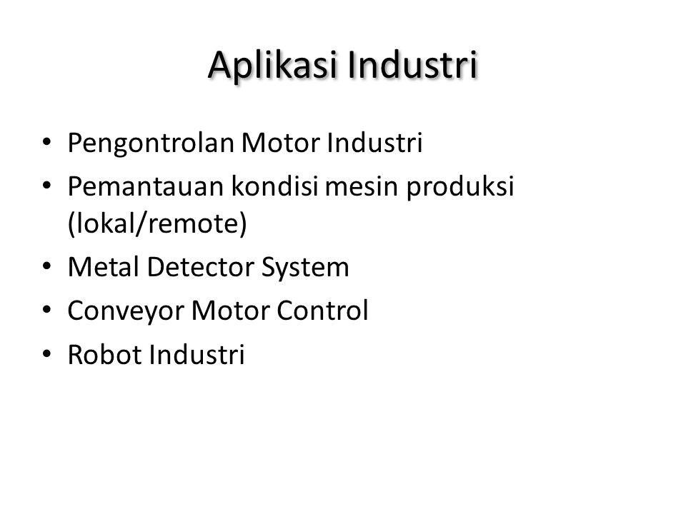 Aplikasi Industri Pengontrolan Motor Industri