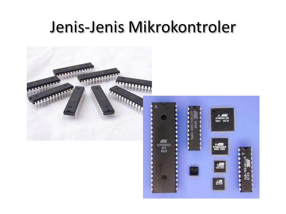 Jenis-Jenis Mikrokontroler