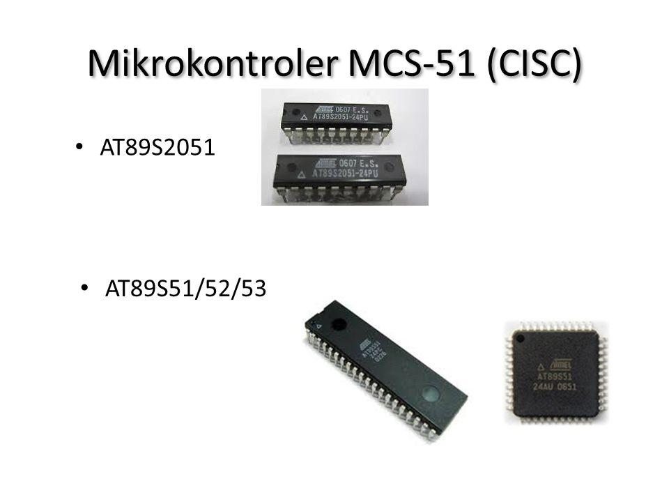Mikrokontroler MCS-51 (CISC)