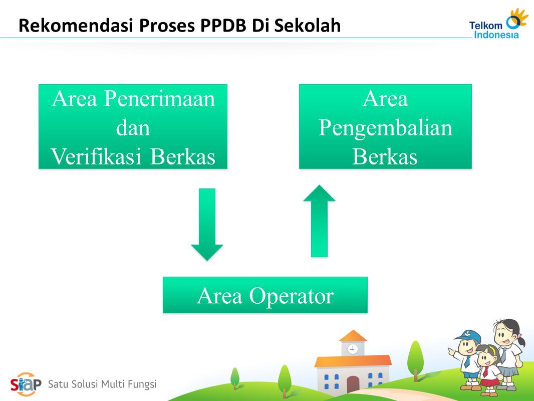 Rekomendasi Proses PPDB Di Sekolah