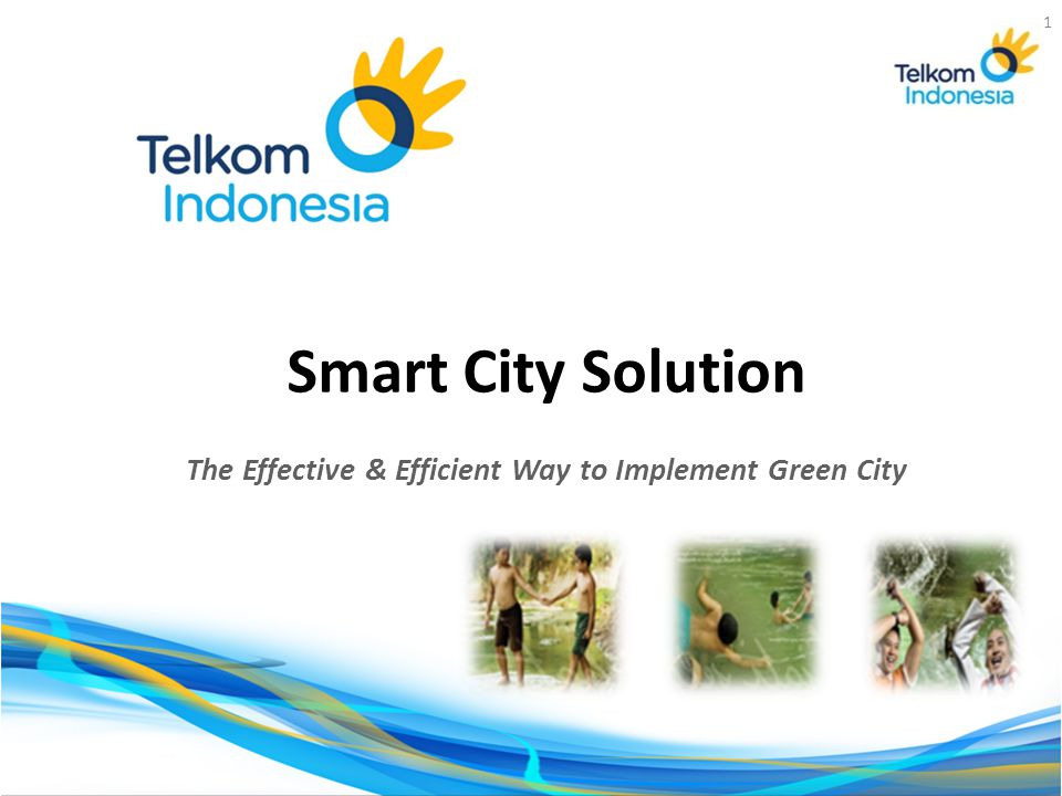 Smart City Solution The Effective & Efficient Way to Implement Green City
