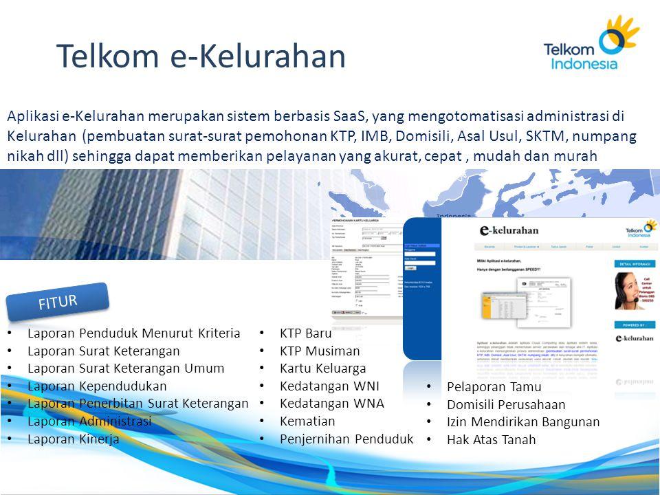 Telkom e-Kelurahan