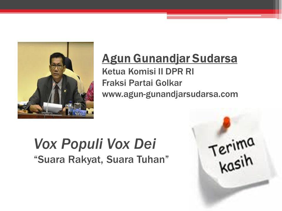 Vox Populi Vox Dei Suara Rakyat, Suara Tuhan