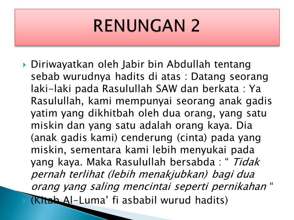RENUNGAN 2