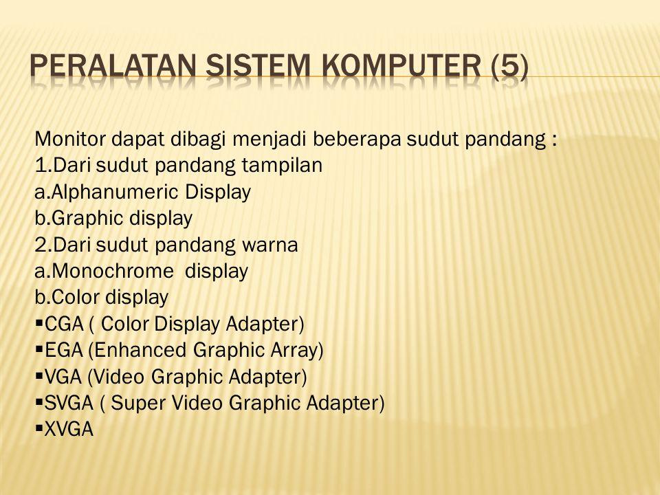 Peralatan sistem komputer (5)
