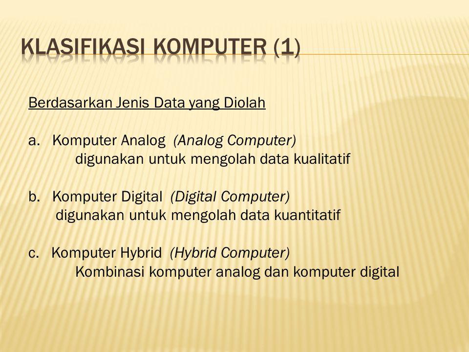 Klasifikasi komputer (1)