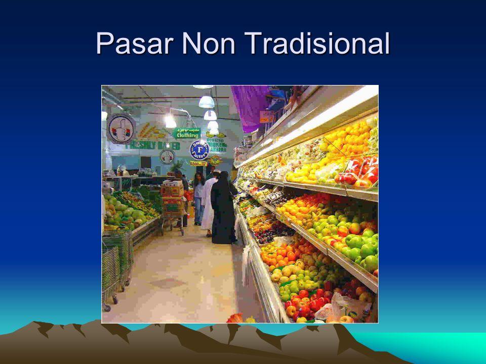 Pasar Non Tradisional