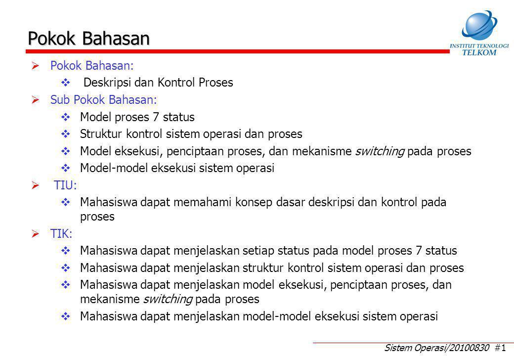 Model Proses Dengan 7-Status
