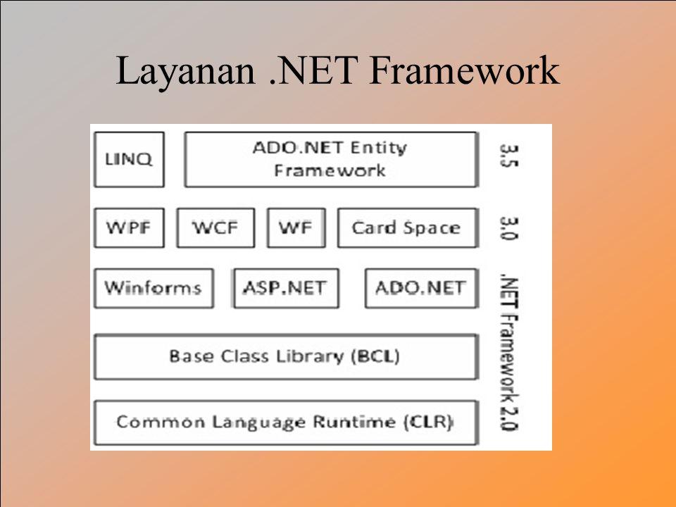 Layanan .NET Framework