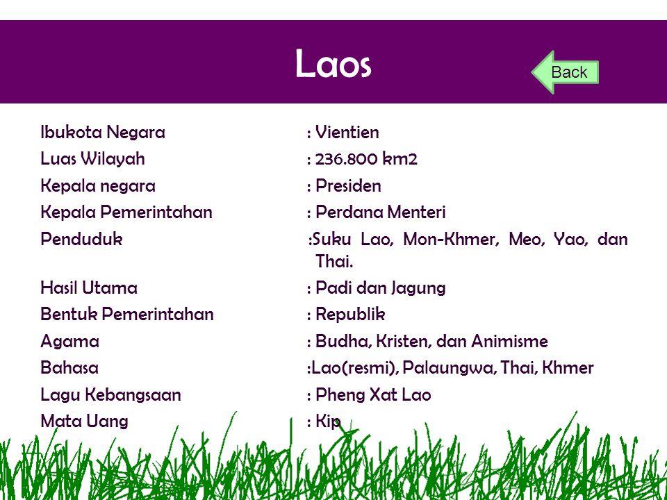 Laos Back.