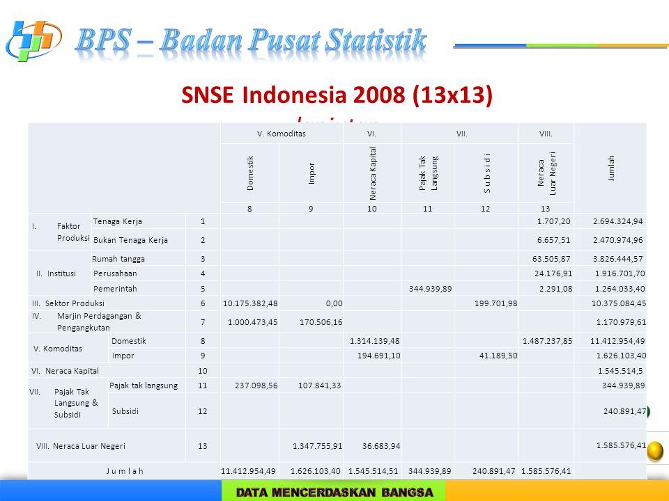 SNSE Indonesia 2008 (13x13) lanjutan