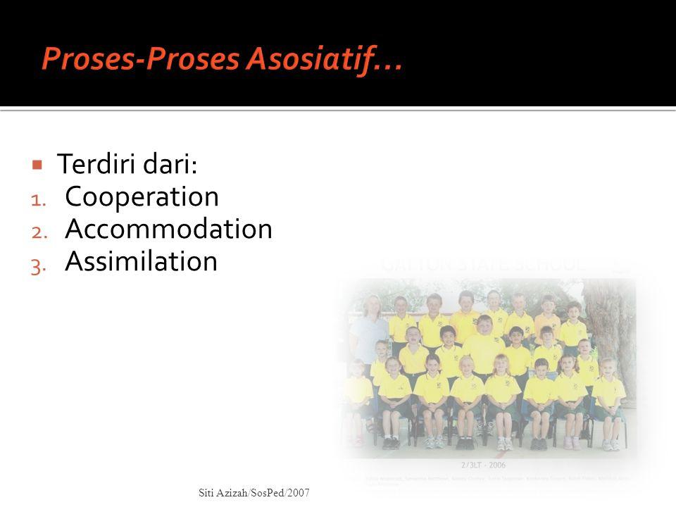 Proses-Proses Asosiatif…