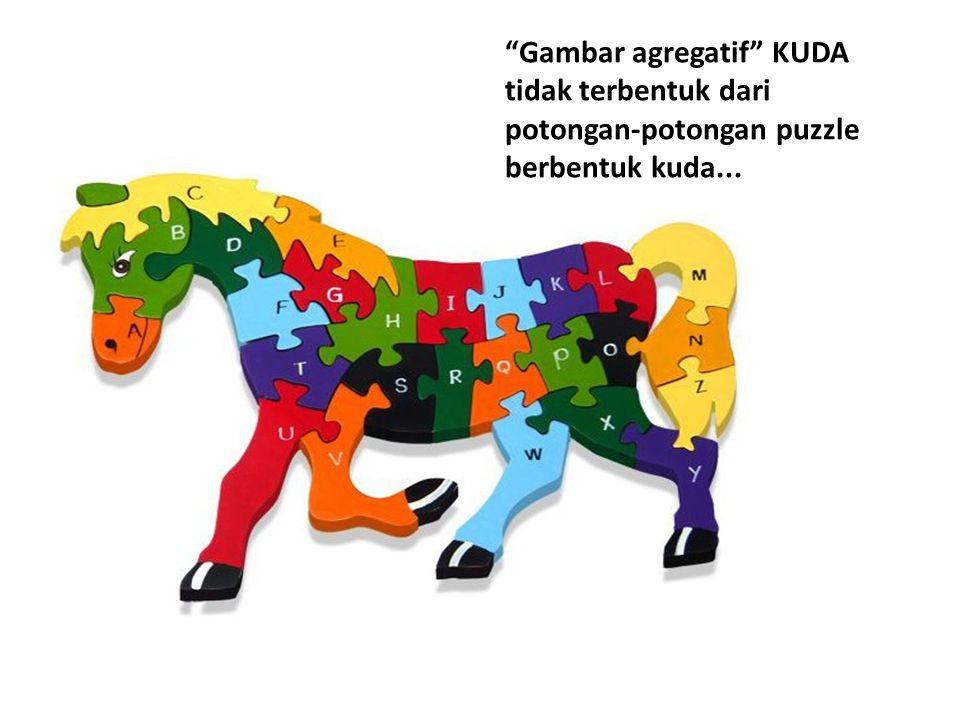 Gambar agregatif KUDA