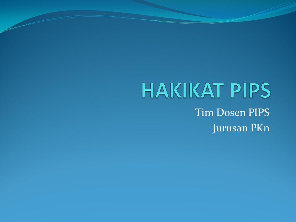 Tim Dosen PIPS Jurusan PKn