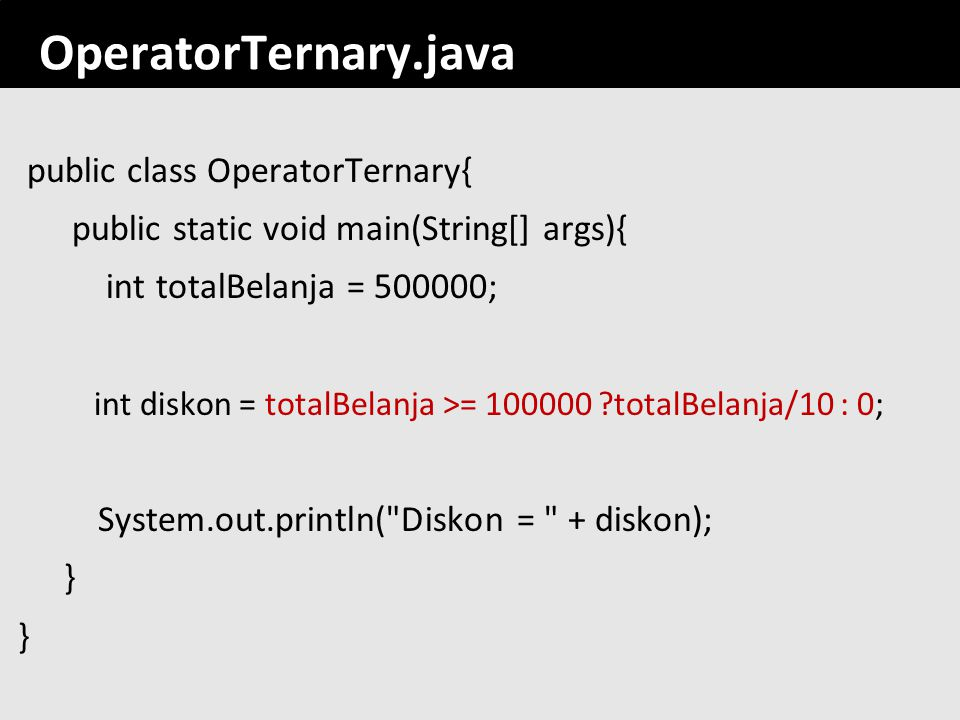 OperatorTernary.java