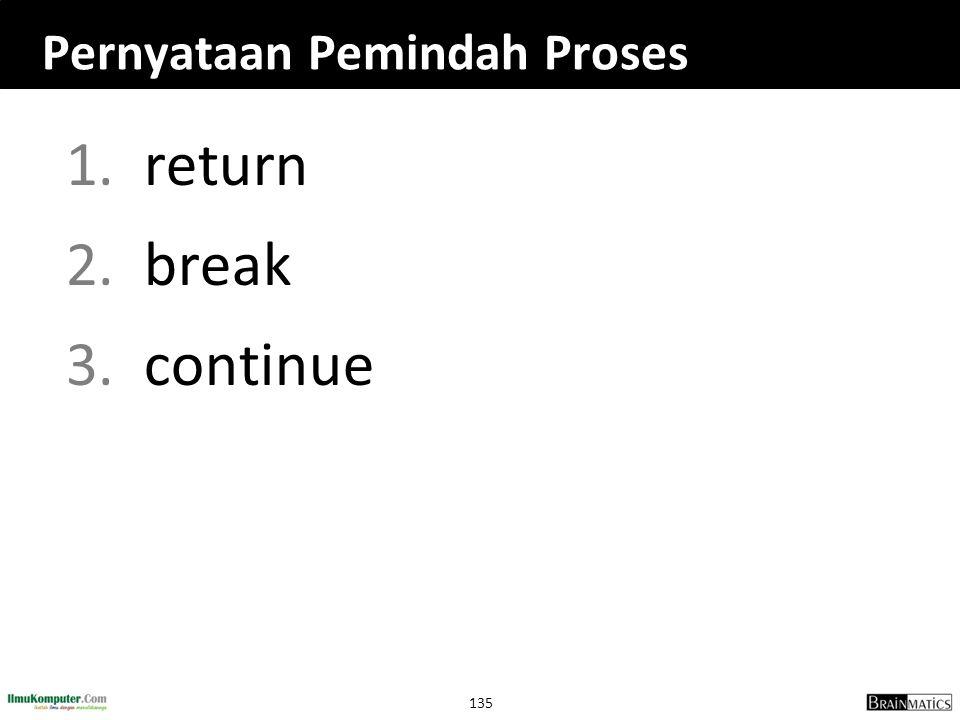 Pernyataan Pemindah Proses