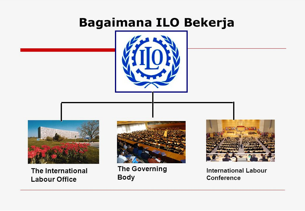 Bagaimana ILO Bekerja The Governing Body