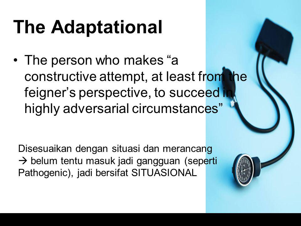 The Adaptational