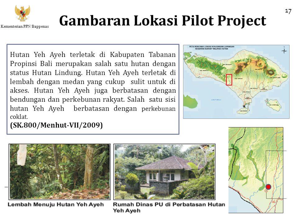 Gambaran Lokasi Pilot Project