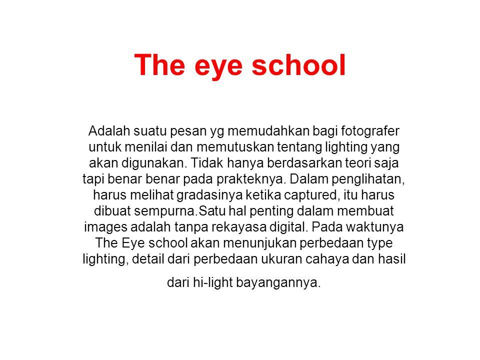 The eye school