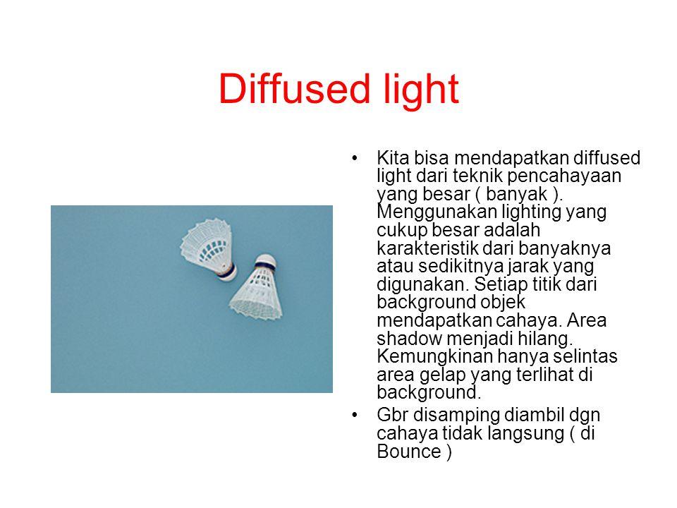 Diffused light