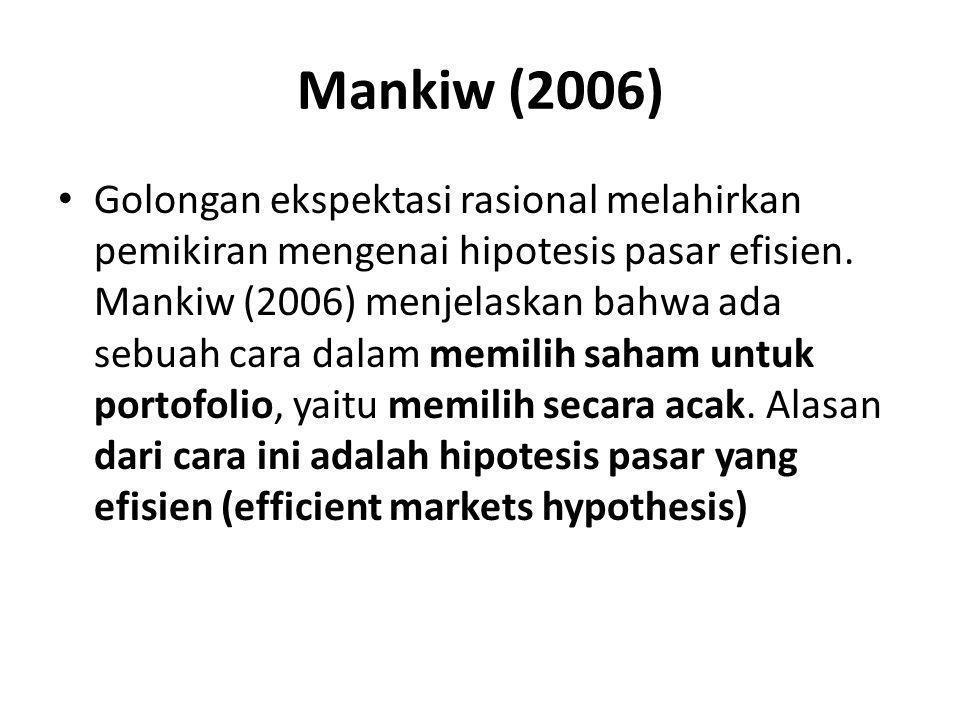 Mankiw (2006)