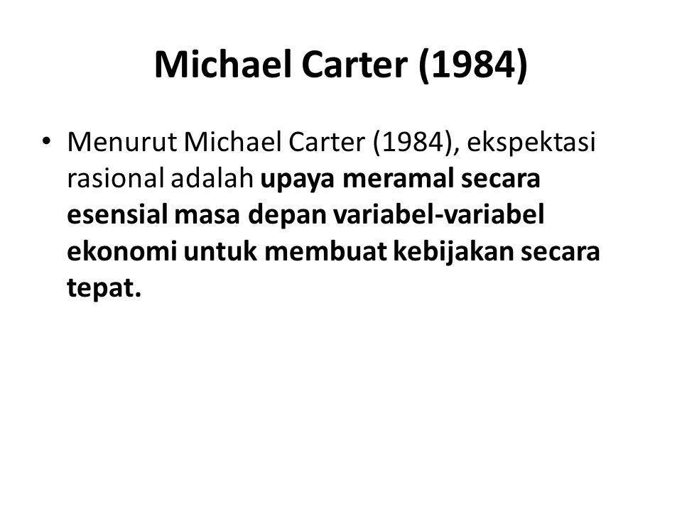 Michael Carter (1984)
