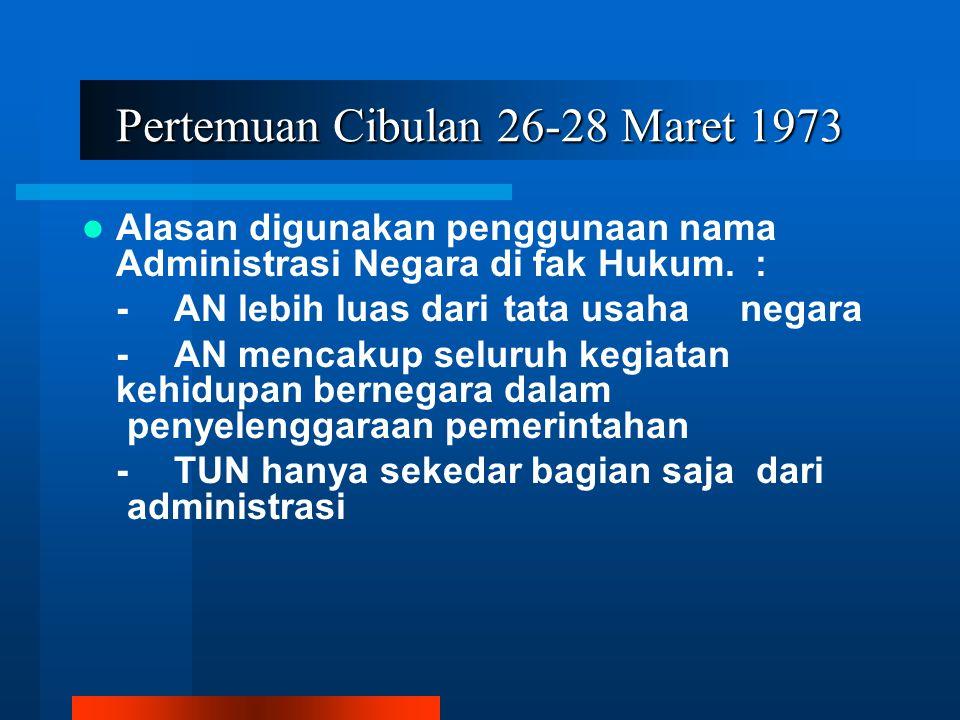 Pertemuan Cibulan 26-28 Maret 1973