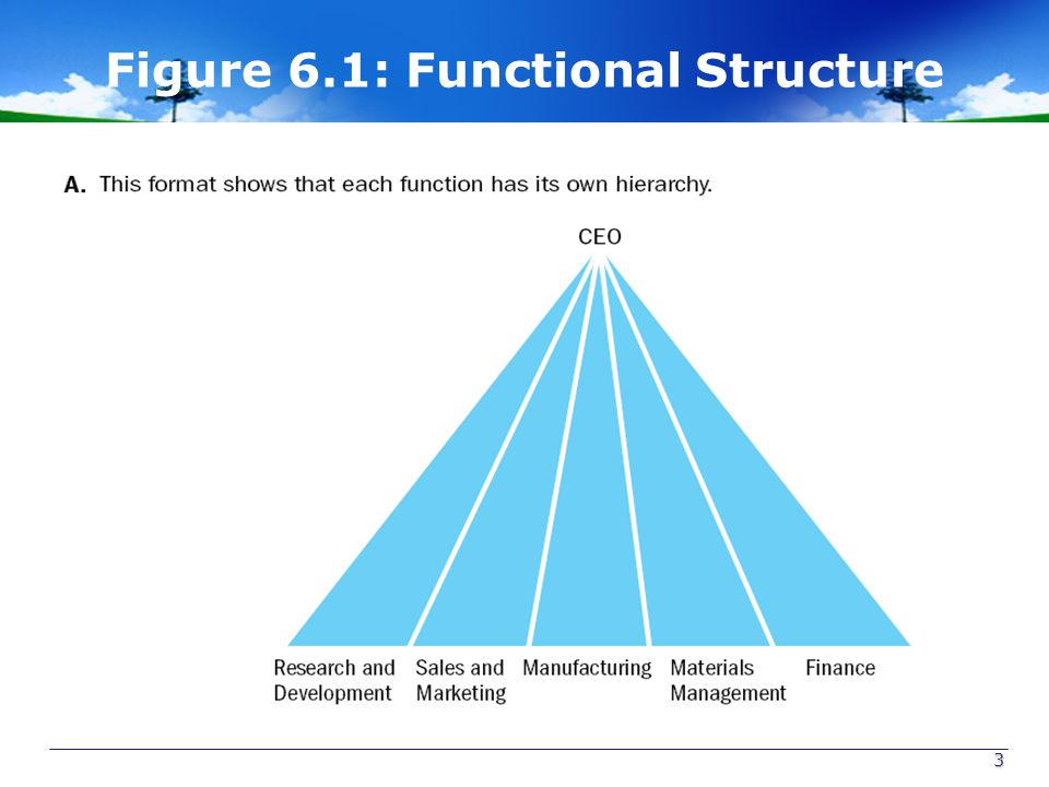 Figure 6.1: Functional Structure