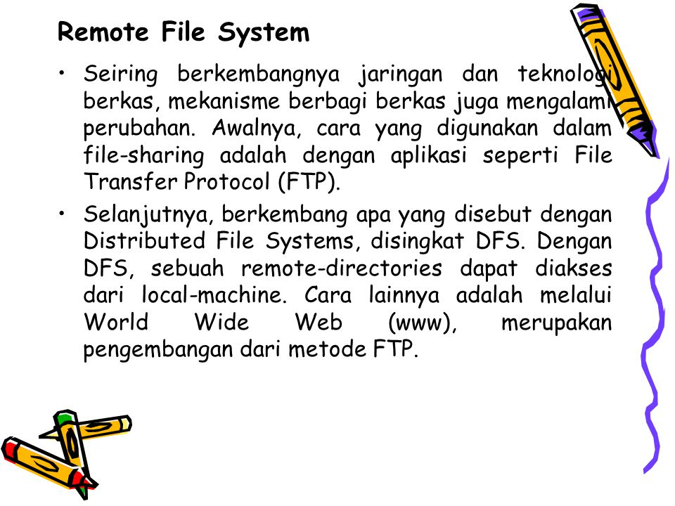 Remote File System