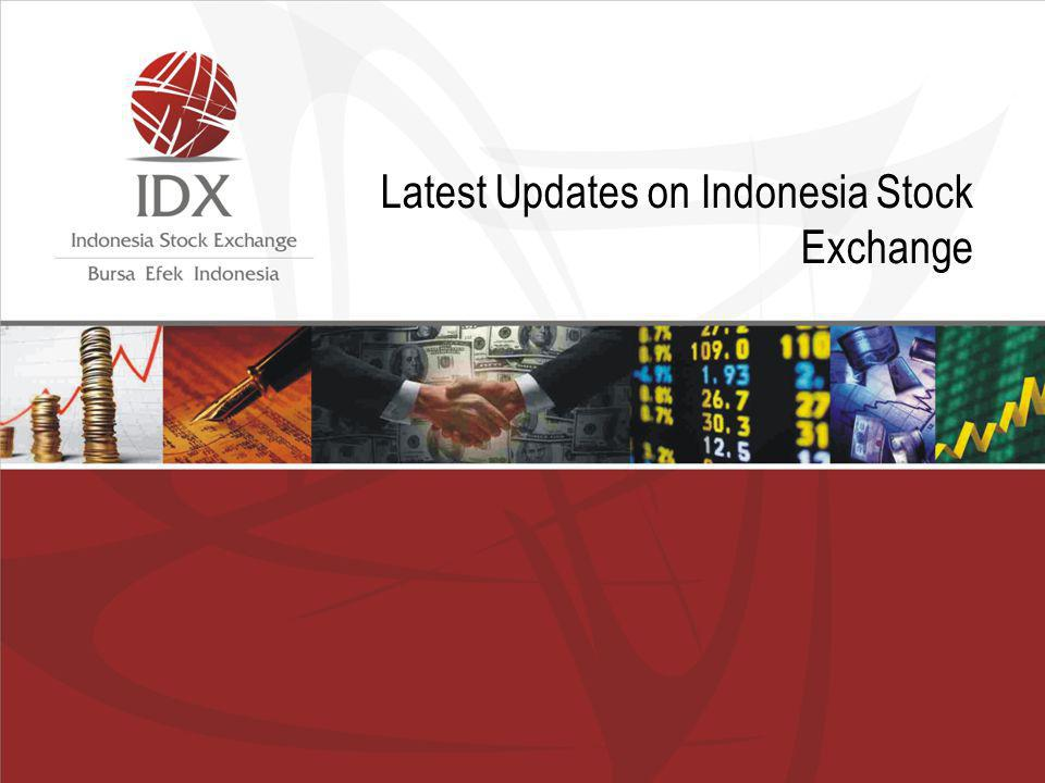 Latest Updates on Indonesia Stock Exchange