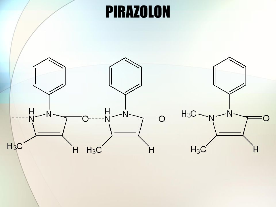PIRAZOLON