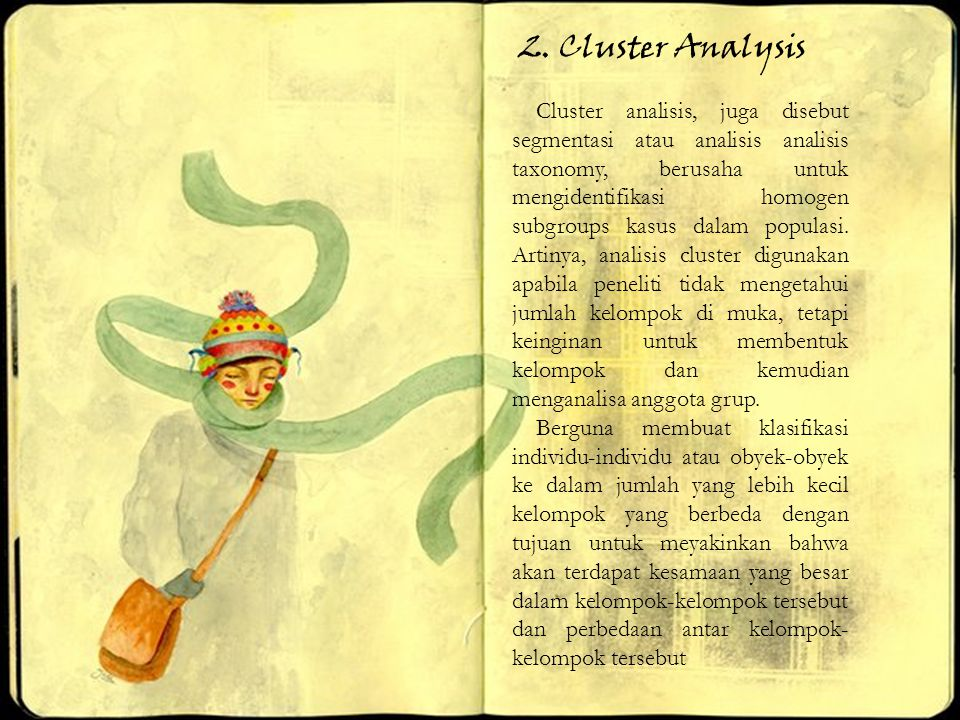 2. Cluster Analysis