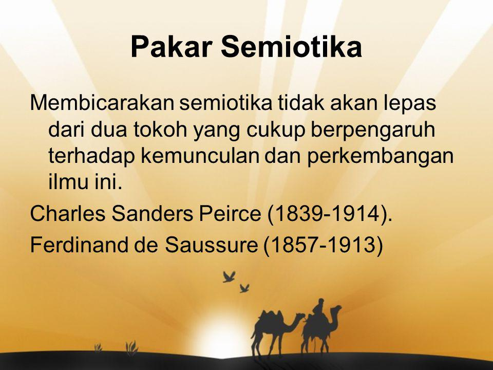Pakar Semiotika