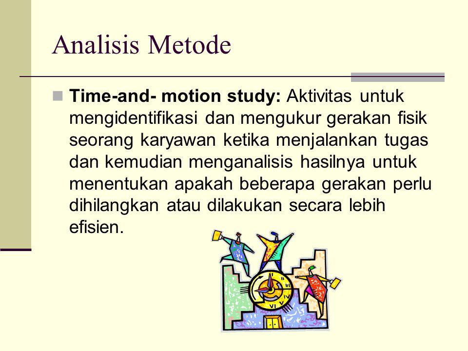 Analisis Metode