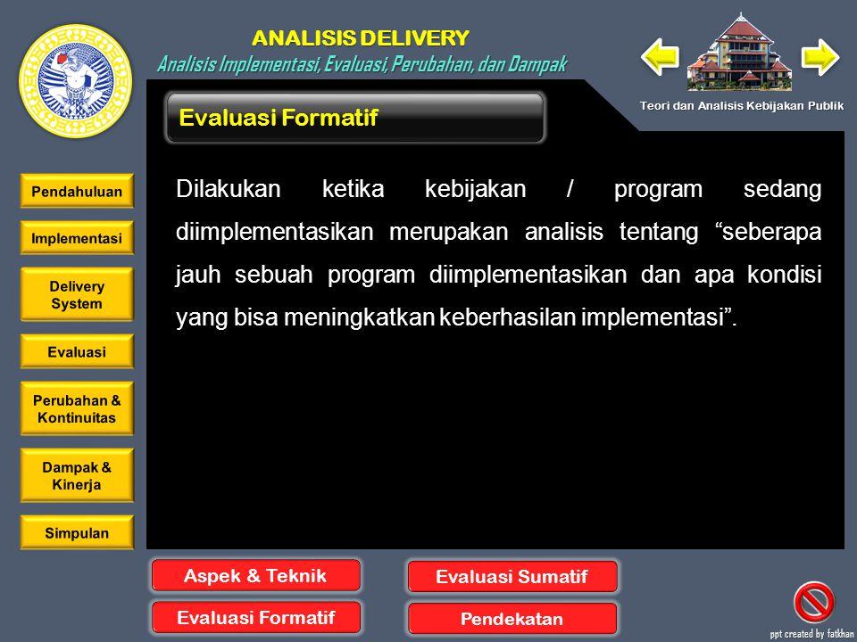 Evaluasi Formatif
