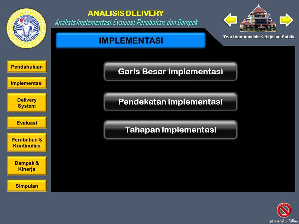 Garis Besar Implementasi