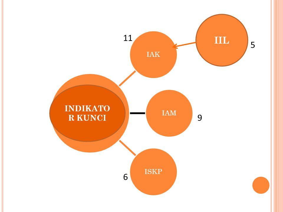 IIL IAK IAM ISKP 11 5 INDIKATOR KUNCI 9 6