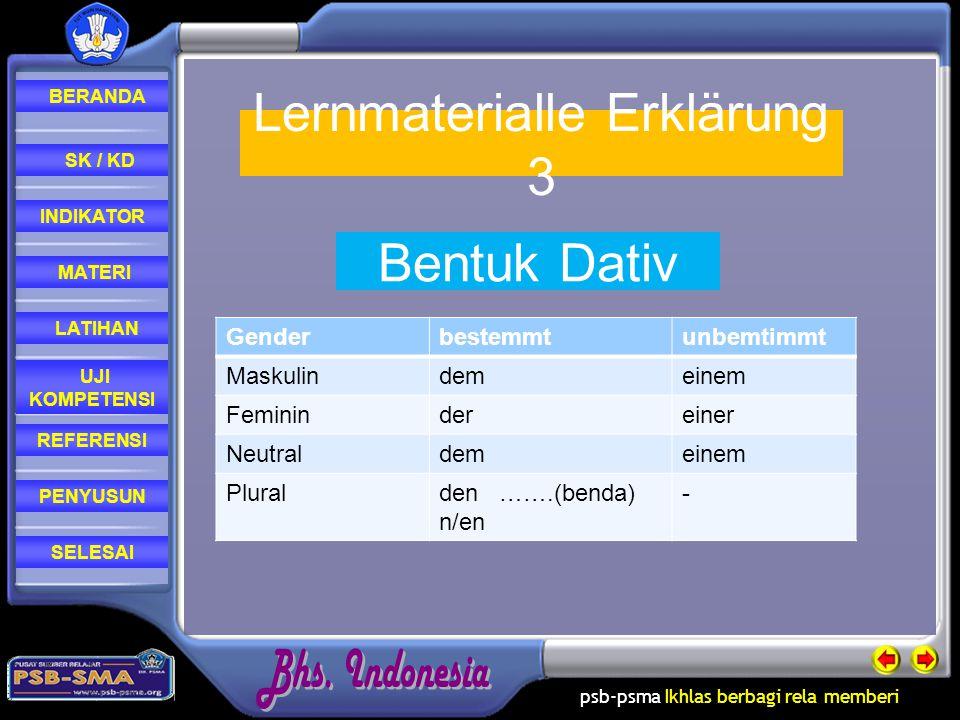 Lernmaterialle Erklärung 3