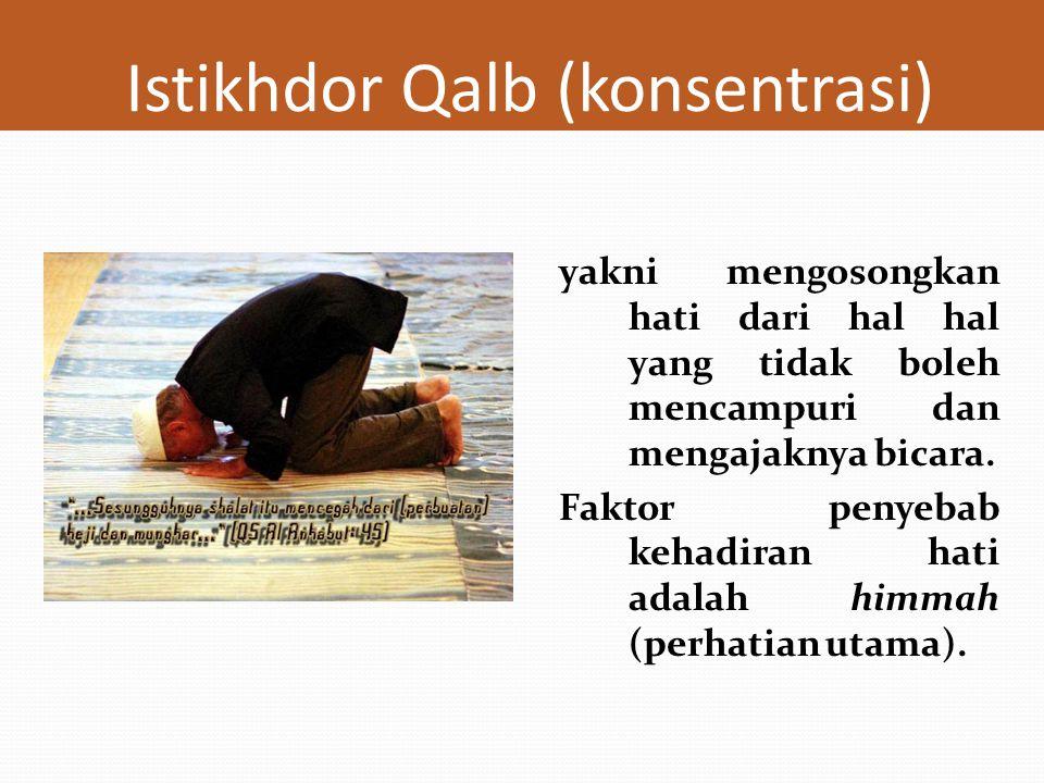Istikhdor Qalb (konsentrasi)