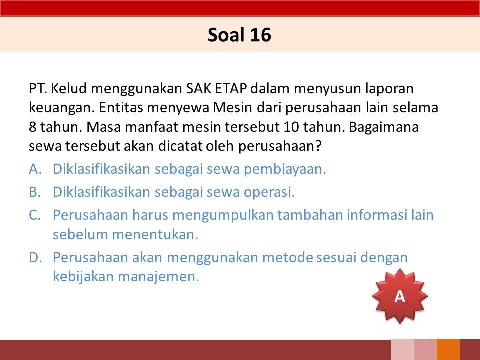 Soal 16