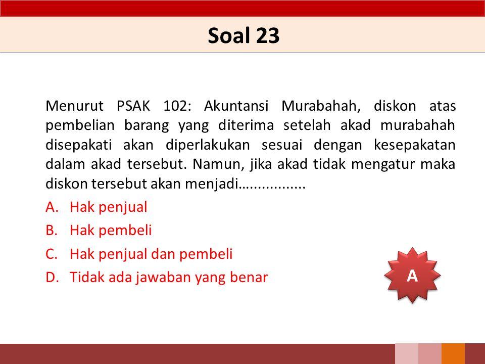 Soal 23