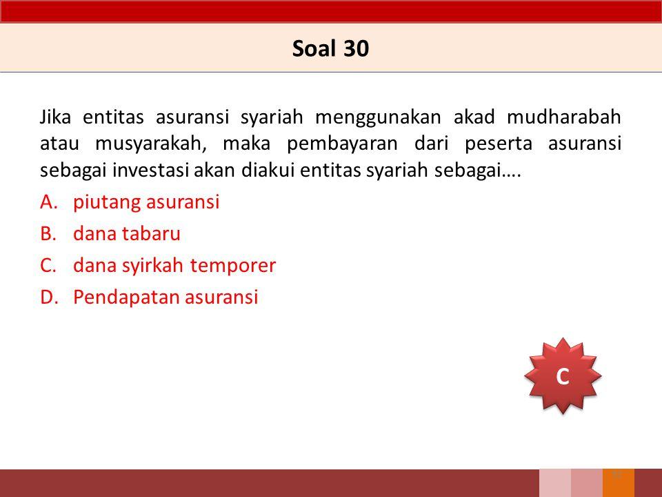 Soal 30